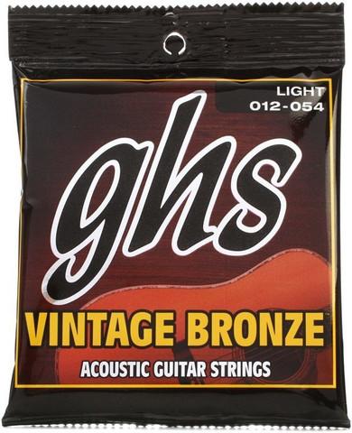GHS Vintage Bronze - Acoustic Guitar