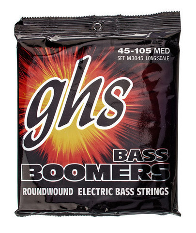 GHS Bass Boomers M3045 medium