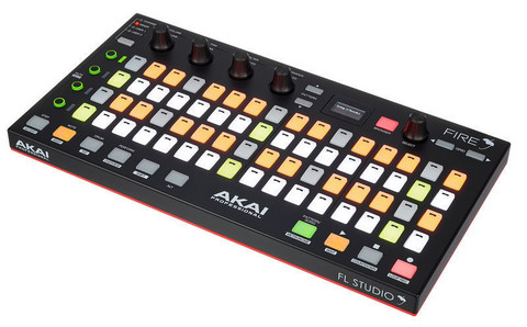 Akai Fire - USB Controller for FL Studio