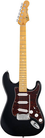 G&L Tribute Legacy Gloss Black