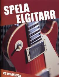 SPELA ELGITARR  +CD K G JOHANSSON
