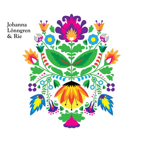 Johanna Lönngren & Rie (cd)