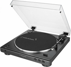 Audio-Technica AT-LP60XBT-BK levysoitin,