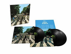 The Beatles Abbey Road - 3 LP Anniversary edit