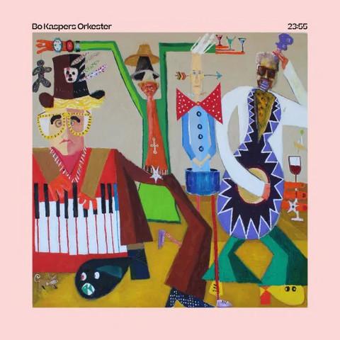 Bo Kaspers Orkester: 23:55  CD