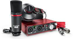 Focusrite Scarlett 2i2 2nd generation - Studio -TARJOUS