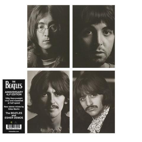 The Beatles: White Album & Esher Demos  4LP