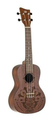 Manoa concert ukulele