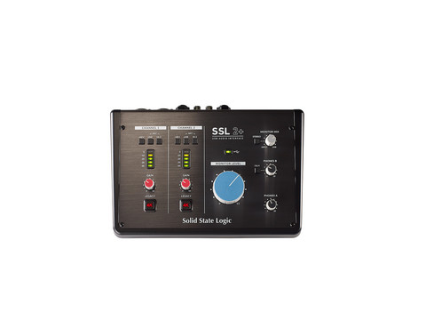 Solid State Logic SSL 2+ USB Audio Interface