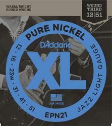 Daddario EPN21 012-051 Strängset för elgitarr