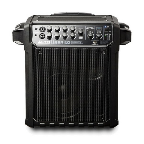 ALTO Professional Uber FX  Portable PA System with Bluetooth & effects