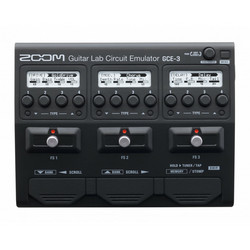 ZOOM GCE-3 - Guitar & Bass Audio Interface -TARJOUS