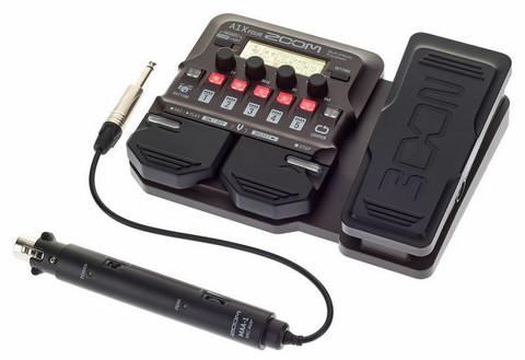 Zoom A1X Four - Acoustic Instrument Multi-Effect Pedal