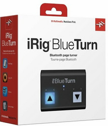 iRig Blue Turn - Bluetooth page turner for iPhone, iPad and Android