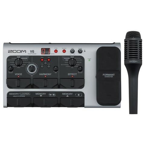 Zoom V6 Vocal Processor - för sångare