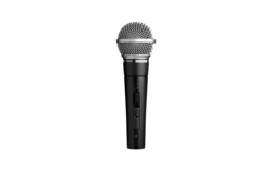 Shure SM 58SE laulumikrofoni - on/off kytkimellä