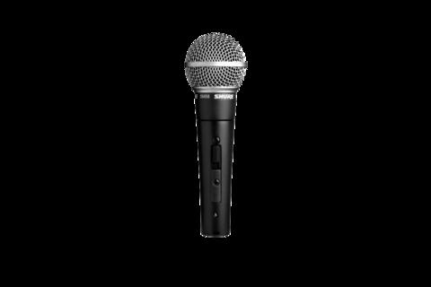 Shure SM 58SE sångmikrofon - med on/off switch
