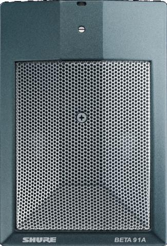 Shure Beta 91A - kondensatormikrofon