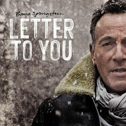 Bruce Springsteen : Letter to you  2LP