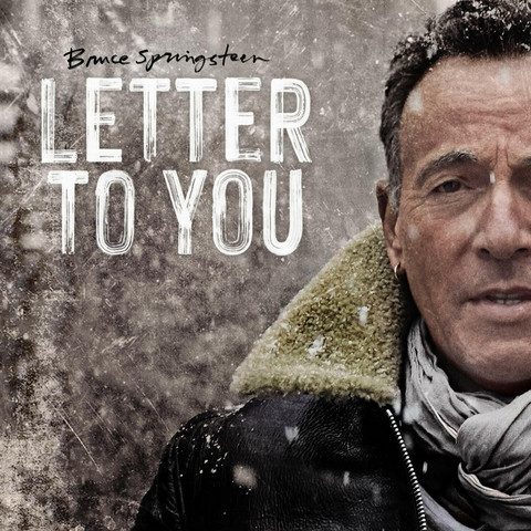Bruce Springsteen : Letter to you - cd