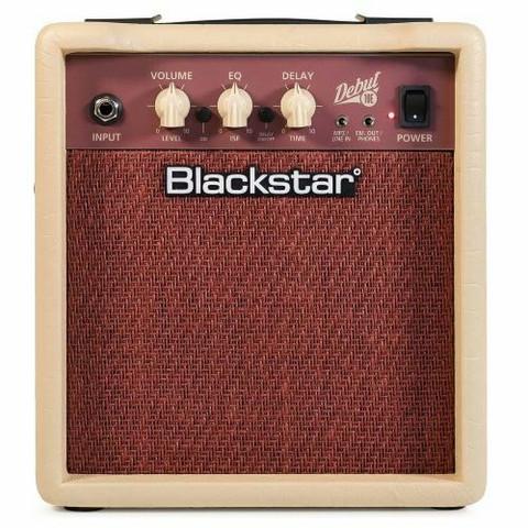 Blackstar Debut 10e - gitarrförstärkare