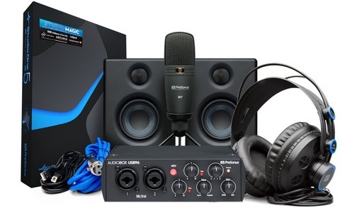 Presonus - AudioBox Studio Ultimate Bundle 25th Ann Edition
