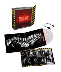AC/DC: Power Up  CD Deluxe Box