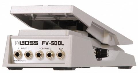 Boss FV-500L volumepedal för klaviaturinstrument - beg.