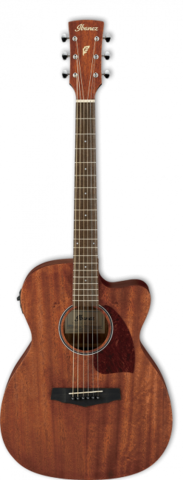 Ibanez PC12MHCE-OPN- elektroakustisk stålsträngad gitarr