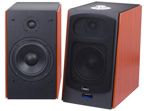 Trevi AVX-590 BT Aktiv högtalare, Bluetooth, pris/par