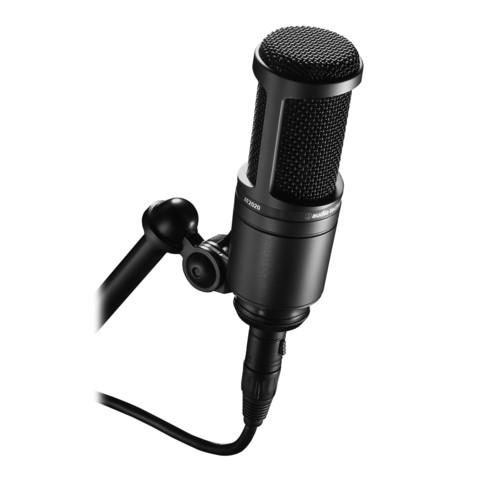 Audio-Technica Kondensatormikrofon AT2020