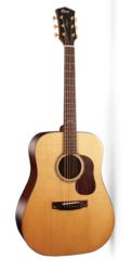 Cort Gold D6 w/case - Kokopuinen teräskielinen kitara