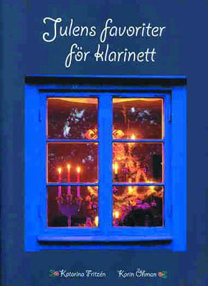 Julens favoriter för Klarinett - Bok + CD