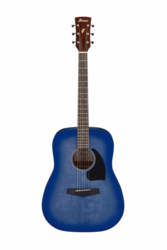 Ibanez PF18-WDB -teräskielinen kitara