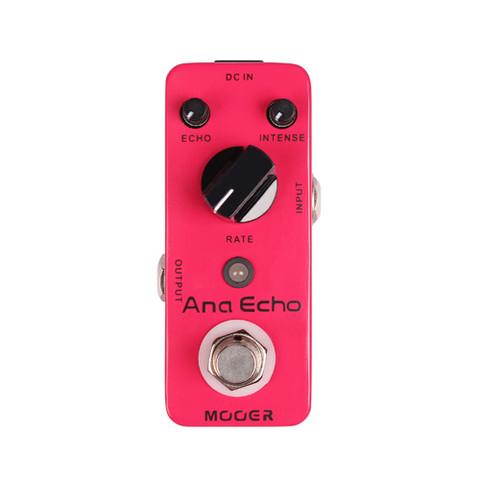Mooer Ana Echo - Analog Delay Pedal