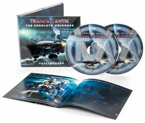 Transatlantic - The Absolute Universe - Forevermore ( 2CD)