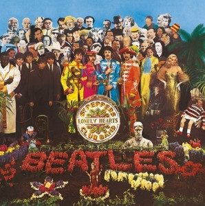 The Beatles: Sgt.Pepper's Lonely Hearts Club Band   2-CD