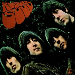 Beatles: Rubber Soul LP