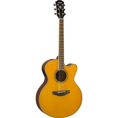 Yamaha CPX-600VT - elektroakustisk gitarr