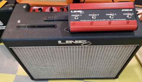 Line6 - Flextone II  60W- gitarrförstärkare - (beg)