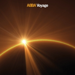 Abba: Voyage  cd   release 5.11