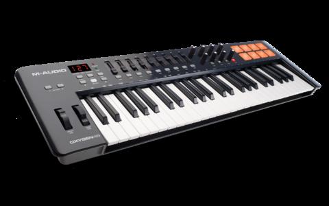 M-AUDIO  OXYGEN 49 (4th generation)  USB-midi keyboard