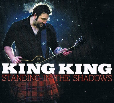 KING KING: Standing in the shadows (cd)