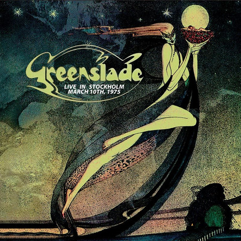 Greenslade: Live in Stockholm-March 10th 1975  (LP)