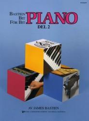 BASTIEN BIT FÖR BIT PIANOSKOLA 2