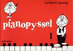 AGNESTIG PIANOPYSSEL 1