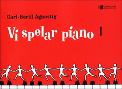 AGNESTIG VI SPELAR PIANO 1