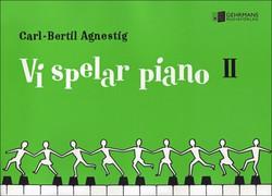 AGNESTIG VI SPELAR PIANO 2