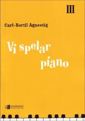 AGNESTIG VI SPELAR PIANO 3