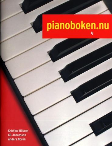 PIANOBOKEN.NU 1 Bok + CD